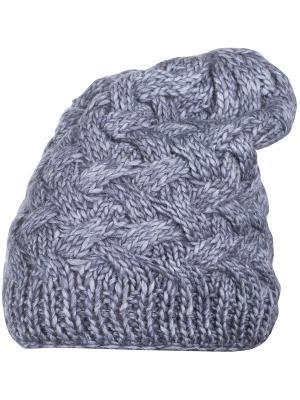 Шапка Alpine PRO. Цвет: серый
