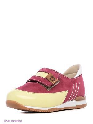 Ботинки TAPiBOO. Цвет: фуксия