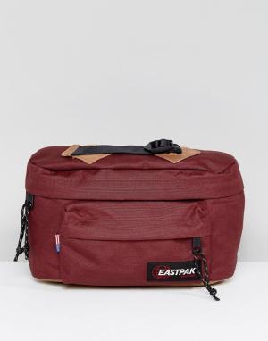 Eastpak Сумка-кошелек на пояс Dallas. Цвет: коричневый