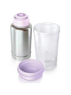 Подогреватель бутылочек для использования в поездках Philips Avent SCF256/00. Цвет: белый
