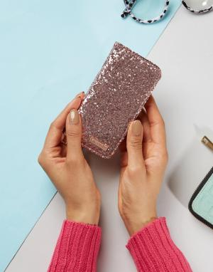 Skinnydip Чехол-обложка для iPhone 6/6S/7 цвета розового золота. Цвет: мульти