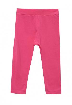 Леггинсы Blukids. Цвет: розовый