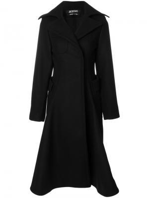 Приталенное расклешенное пальто  Jacquemus 173CO031612276318