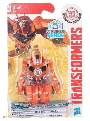Трансформеры: роботы под прикрытием: Легион Hasbro. Цвет: бордовый, красный