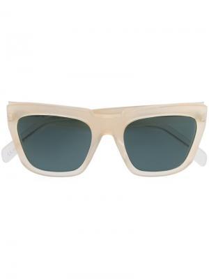 Солнцезащитные очки Apache Zanzan. Цвет: телесный