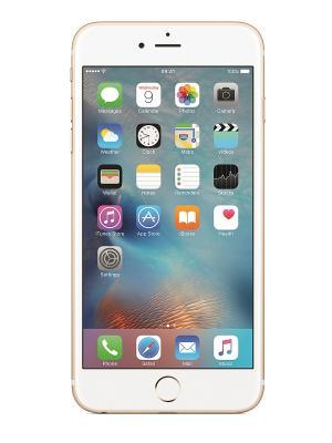 Смартфон iPhone 6S Plus, 64Gb Gold Apple. Цвет: золотистый