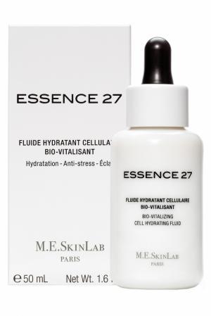 Увлажняющая сыворотка для лица Essence 27 Cosmetics. Цвет: без цвета