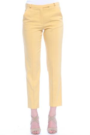 Брюки Moda di Chiara. Цвет: yellow