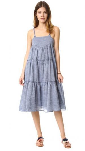 Платье Noelle dRA. Цвет: голубая гавань