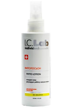 Фитолосьон I.C.LAB INDIVIDUAL COSMETIC. Цвет: белый
