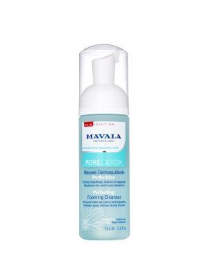 Mavala Очищающая Пенка Pore Detox Perfecting Foaming Cleanser 165ml 9054214. Цвет: зеленый