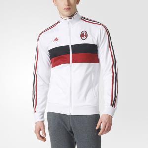 Олимпийка ФК Милан 3-Stripes  Performance adidas. Цвет: красный