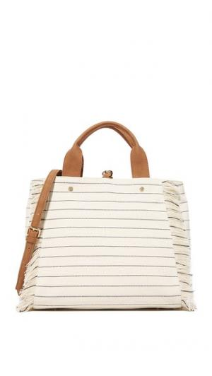 Объемная сумка с короткими ручками Calistoga Deux Lux