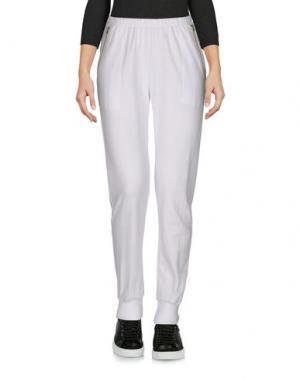 Повседневные брюки LNA. Цвет: белый