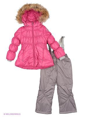 Комплект одежды Baby Line. Цвет: малиновый