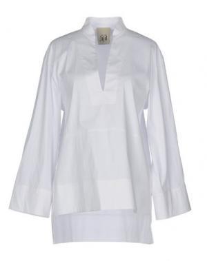 Блузка JIJIL. Цвет: белый