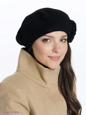 Берет Ваша Шляпка. Цвет: черный