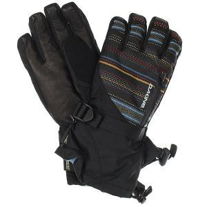 Перчатки женские  Leather Sequoia Glove Nevada Dakine. Цвет: черный