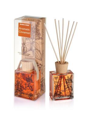 Ароматизатор для дома Cinnamon 100 мл Parfum Eternel. Цвет: коричневый