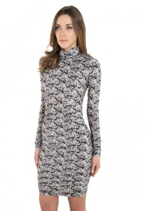 Платье V.I.P.A. Цвет: серый