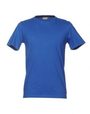 Футболка ELVINE. Цвет: синий