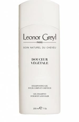 Крем-шампунь для волос и тела Leonor Greyl. Цвет: бесцветный