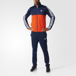 Спортивный костюм Back 2 Basics 3-Stripes  Athletics adidas. Цвет: белый