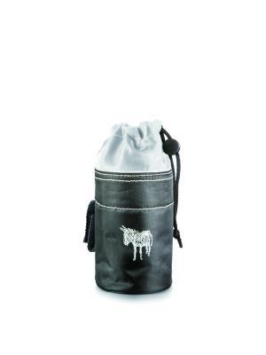 Сумка для велосипеда Bottle Bag Donkey. Цвет: черный, белый