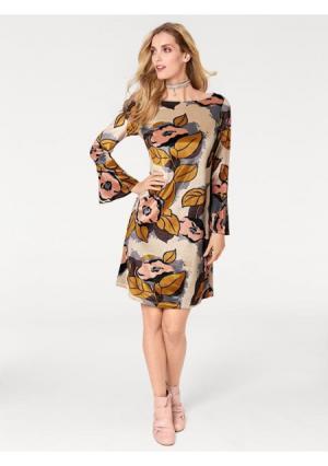 Платье RICK CARDONA by Heine. Цвет: цветной