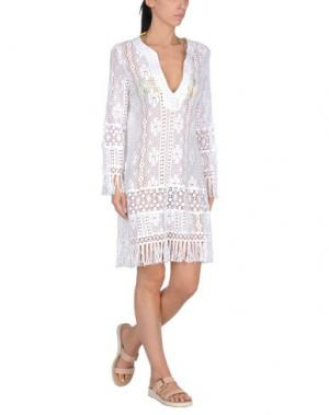 Пляжное платье TEMPTATION. Цвет: белый