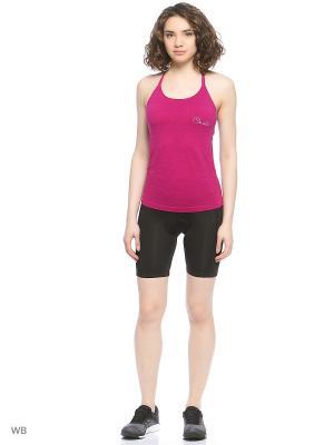 Майка спортивная DARE 2B. Цвет: фиолетовый