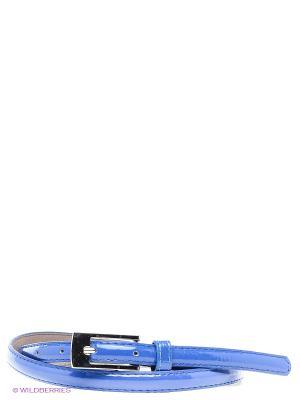 Ремень BELONA. Цвет: синий