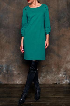Платье Mari-Line. Цвет: морская волна