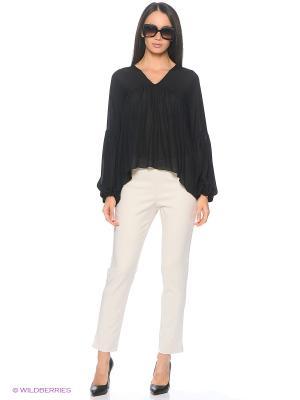 Блуза DonDup. Цвет: черный