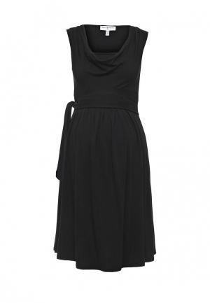Платье Envie de Fraise. Цвет: черный