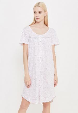 Сорочка ночная NYMOS. Цвет: розовый
