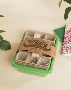 Temerity Jones Маленький набор для выращивания садовых растений. Цвет: мульти