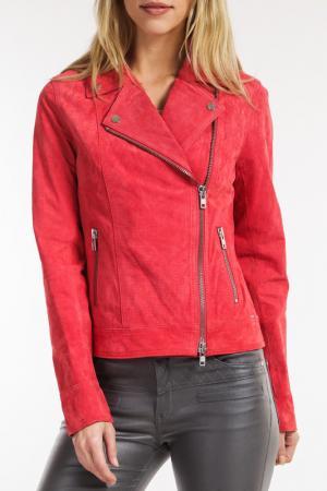 Куртка Ibana. Цвет: розовый