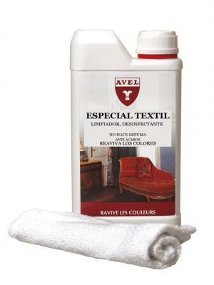Очиститель мебели, салона автомобиля Avel-SPECIAL TEXTILES, 500мл. Saphir. Цвет: прозрачный