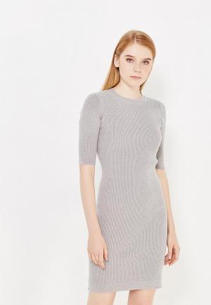 Платье By Swan. Цвет: серый