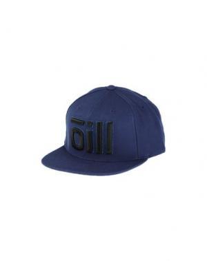 Головной убор ŌILL. Цвет: синий