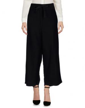 Повседневные брюки COLLECTION PRIVĒE?. Цвет: черный