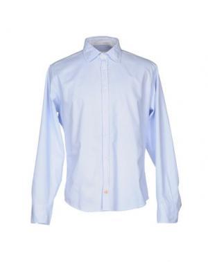 Pубашка PANAMA. Цвет: небесно-голубой