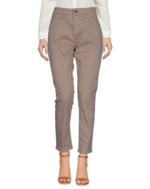 Повседневные брюки SUN 68. Цвет: хаки