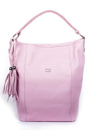 Сумка CHRIS EDEN. Цвет: розовый