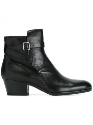 Ботинки Ester Henderson Baracco. Цвет: чёрный