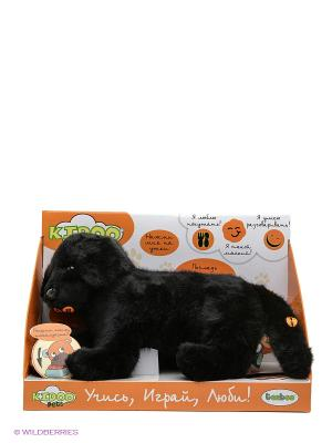 Собака Лабрадор TEEBOO 91210R-BLD цвет черный MSN TOYS. Цвет: черный