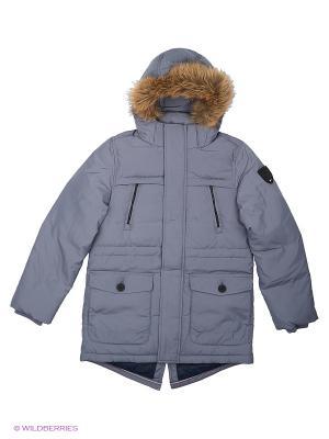Куртка Tommy Hilfiger. Цвет: серый