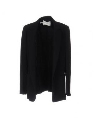 Пиджак AQUILANO-RIMONDI. Цвет: черный