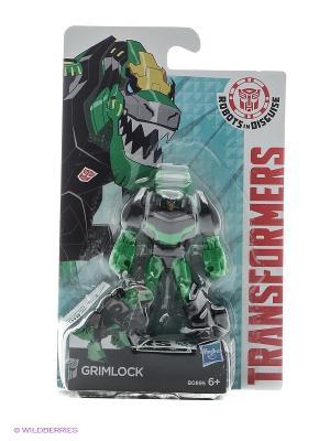 Трансформеры: роботы под прикрытием: Легион Hasbro. Цвет: темно-зеленый